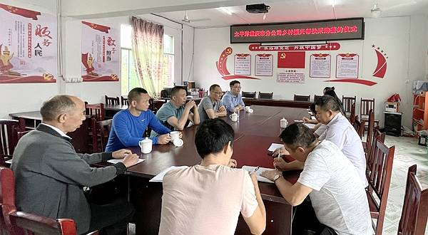 丰都县龙河镇:太平洋产险重庆分公司到冉家河村开展消费帮扶